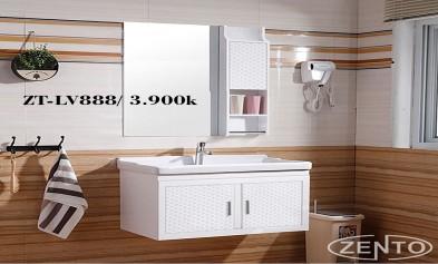 Hướng dẫn cách lắp đặt tủ chậu rửa mặt cho không gian phòng tắm