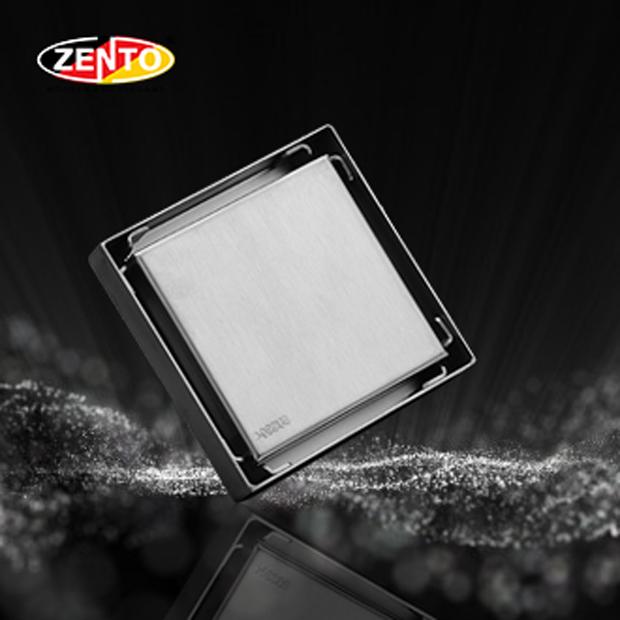 Thoát sàn inox 304 Zento TS136-1L (150x150mm)
