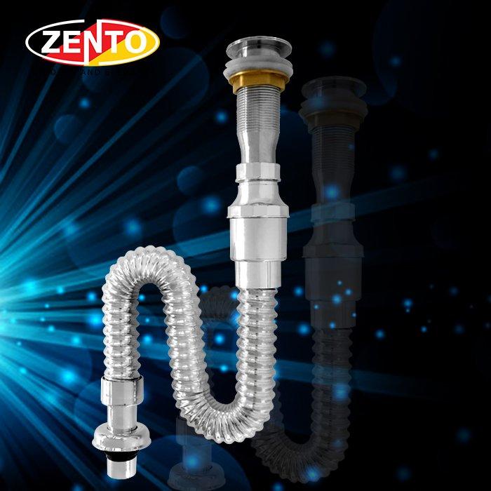 Bộ xi phông & ống xả mềm lavabo ZXP018-EC