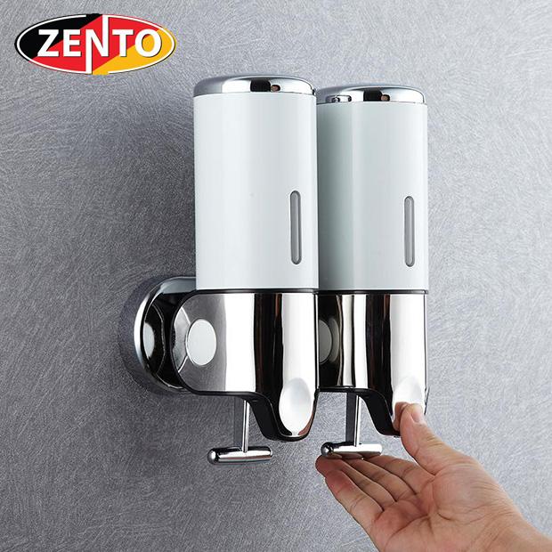 Hộp đựng dầu gội sữa tắm inox ZT406-1 (new)