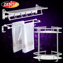 Bộ 3 giá để đồ phòng tắm Zento OLO-083