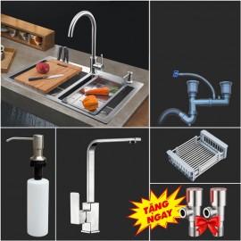 Combo 5 thiết bị nhà bếp NB08-new