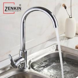 Vòi rửa chén nóng lạnh Zenkin ZK2001
