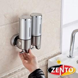 Hộp đựng dầu gội sữa tắm inox ZT406