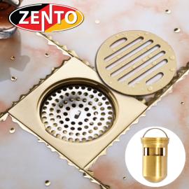 Phễu thoát sàn chống mùi hôi và công trùng Zento ZT506