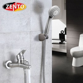 Bộ sen tắm nóng lạnh inox304 Zento SUS6068