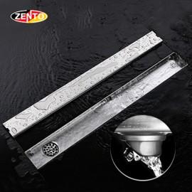 Thoát sàn inox304 N-line ZT652-60L (68x600mm)