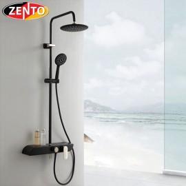 Bộ sen cây nóng lạnh Luxury Shower ZT8021-Black