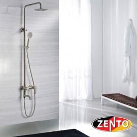 Bộ sen cây tắm nóng lạnh inox Zento SUS8401