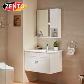 Bộ tủ, chậu, kệ gương Lavabo  ZT-LV897
