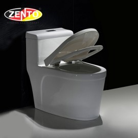Bàn cầu 1 khối Luxury Zento BC16023-1 (3981)
