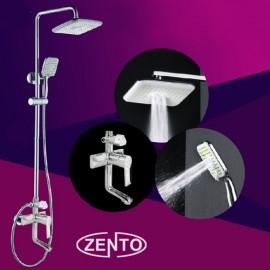 Bộ sen cây tắm nóng lạnh Zento ZT8008