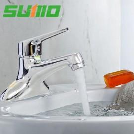 Bộ vòi chậu rửa nóng lạnh Sumo SM308
