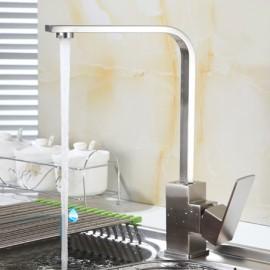 Bộ vòi rửa bát nóng lạnh inox 304 SUS5580
