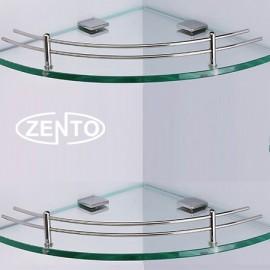 Kệ kính góc 2 tầng Zento VN109