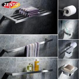 Bộ 7 phụ kiện phòng tắm inox304 Majesty series HC4800-1