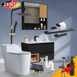 Combo 7 thiết bị vệ sinh Zento BS20