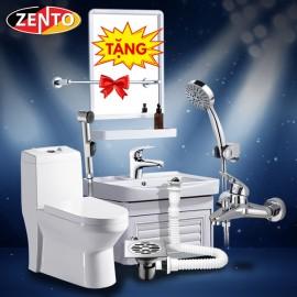 Combo 7 thiết bị vệ sinh Zento BS07