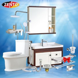 Combo 7 thiết bị vệ sinh Zento BS18