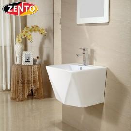 Chậu lavabo treo tường Diamond Zento C2361