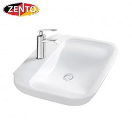 Chậu lavabo treo tường & đặt bàn Zento LV1226