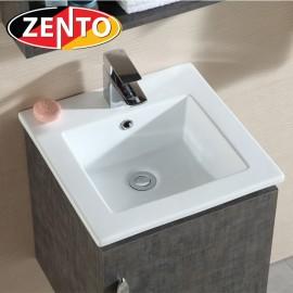 Chậu lavabo đặt bàn dương vành Zento LV8182