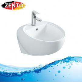 Chậu lavabo treo tường Luxury Zento LV500B (5500B)