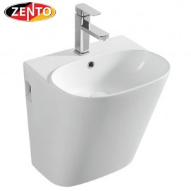 Chậu lavabo treo tường Luxury Zento LV500T
