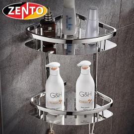 Giá góc 2 tầng inox Zento HA4648-22new