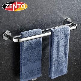 Giá vắt, treo khăn kép inox Zento HA4643