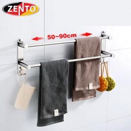 Giá vắt, treo khăn inox Towel Rack HA4620-2