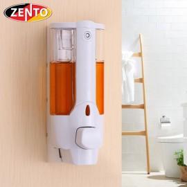 Hộp đựng dầu gội sữa tắm gắn tường đơn Zento ZT401