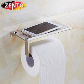 Lô giấy vệ sinh inox Zento HC1273