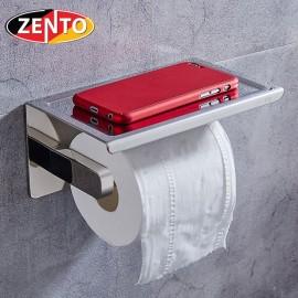 Lô giấy vệ sinh inox Zento HB1123