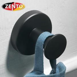 Móc đơn phòng tắm inox304 Black series Zento HC6801
