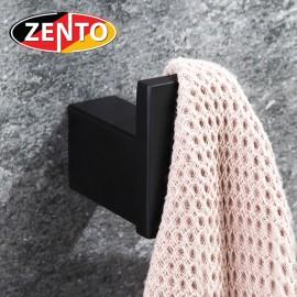 Móc đơn treo đồ phòng tắm inox304 Black series HC6802
