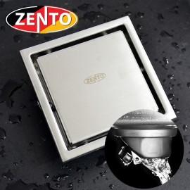 Thoát sàn chống mùi hôi, côn trùng Inox 304 Zento ZT556-1L