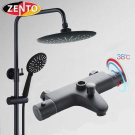 Sen cây nhiệt độ Thermostatic Shower ZT-LS8902-Black