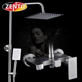 Bộ sen cây nóng lạnh inox Zento SUS8103