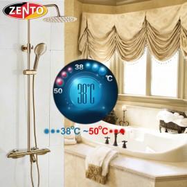 Bộ sen cây nhiệt độ Gold series Zento ZT-LS8906