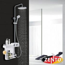 Bộ sen cây tắm nóng lạnh cao cấp ZT8170-G