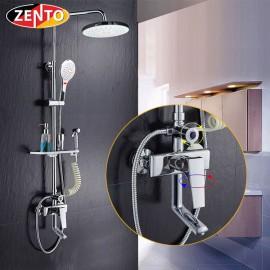 Bộ sen cây 5in1 series Zento ZT-ZS8055-1
