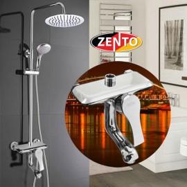 Bộ sen cây nóng lạnh Soft Closing Zento ZT-ZS8089