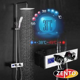 Sen cây nhiệt độ màn hình LCD Zento ZT-LG500