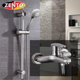 Bộ sen tắm nóng lạnh inox Zento SUS6060-1Sliding bar