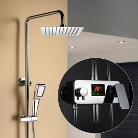 Bộ sen cây tắm có màn hình kỹ thuật số LED LG400