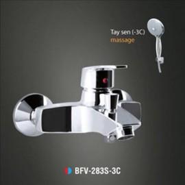 Vòi sen tắm nóng lạnh Tay sen Massage Inax BFV-283S-3C