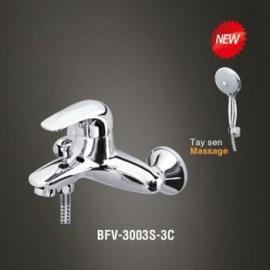 Vòi sen tắm nóng lạnh Inax BFV-3003S-3C