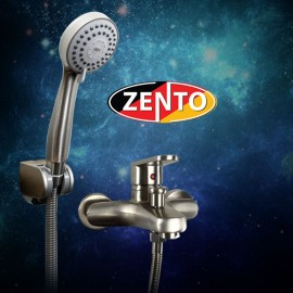 Bộ sen tắm nóng lạnh inox Zento SUS6060