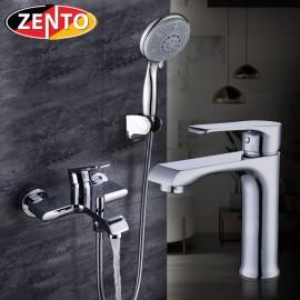 Cặp đôi sen tắm, vòi lavabo Melody series  CB014